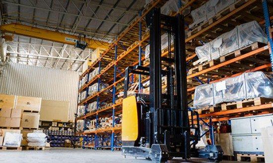 Сервис и услуги склада: